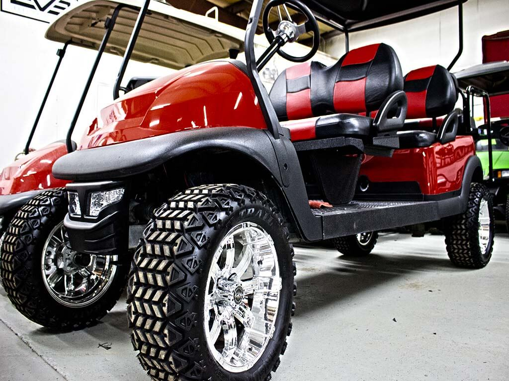 TURF CARS, LTD | Omaha Area Golf Cart Sales & Rentals